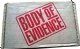 BODY OF EVIDENCE - USA PROMO ONLY PASSION PACK BOX SET